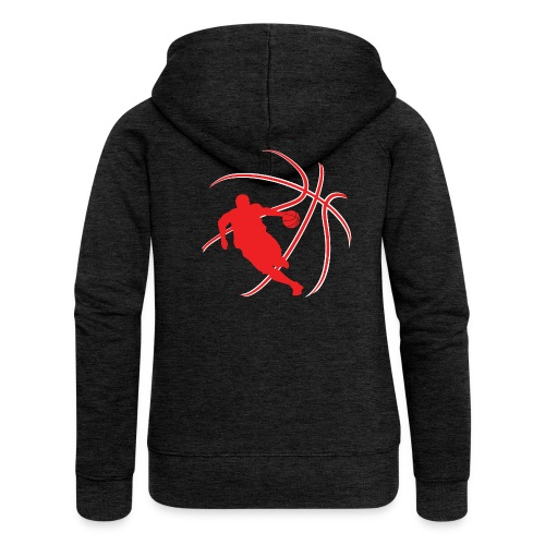 Basketball - Women's Premium Hooded Jacket