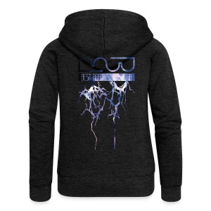 Men's shirt Lightning - Women's Premium Hooded Jacket