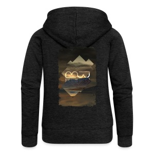 Women's shirt Album Art - Women's Premium Hooded Jacket