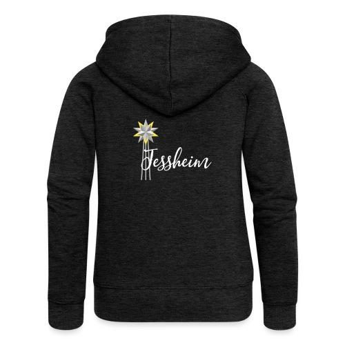 Jessheim Kepler Stjerne - Premium hettejakke for kvinner