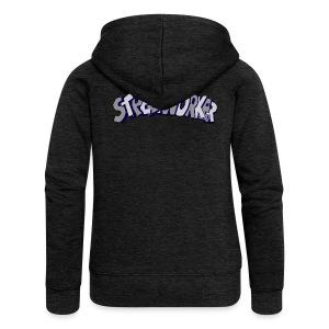 Streetworker Basic One - Frauen Premium Kapuzenjacke