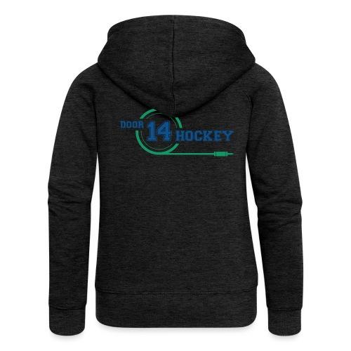 D14 HOCKEY - Women's Premium Hooded Jacket