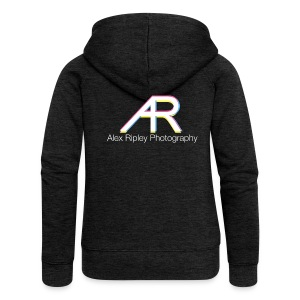 AR Photography - Women's Premium Hooded Jacket