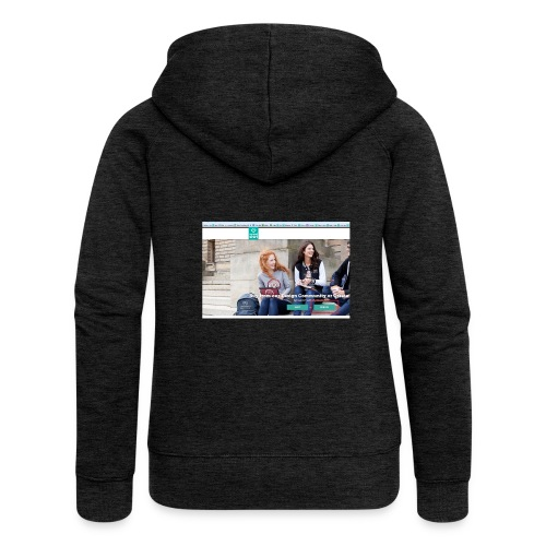 user2 - Women's Premium Hooded Jacket