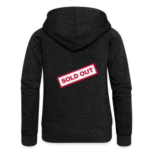 sold out - Frauen Premium Kapuzenjacke