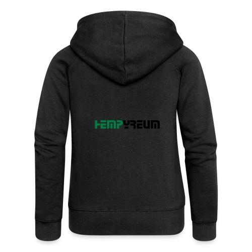 hempyreum - Women's Premium Hooded Jacket