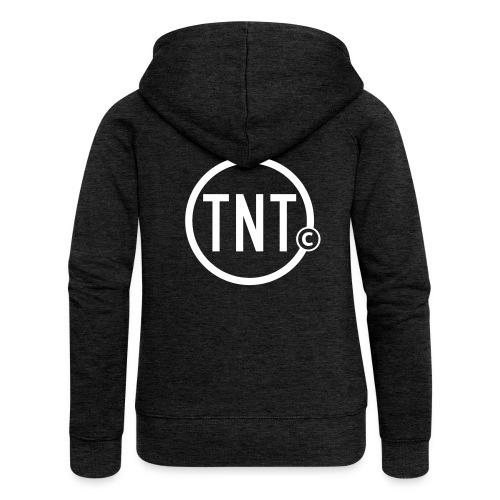 TNT-circle - Vrouwenjack met capuchon Premium