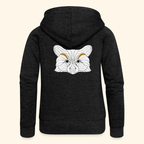 Der Fuchs - Frauen Premium Kapuzenjacke
