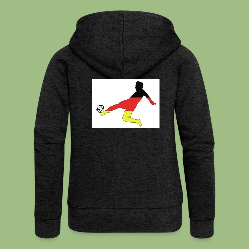 Mario Götze. Germany World Cup Winners - Premium luvjacka dam
