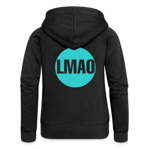 Camiseta Lmao - Chaqueta con capucha premium mujer