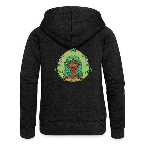 Mother Nature - Chaqueta con capucha premium mujer