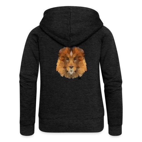 CM Lion - Frauen Premium Kapuzenjacke