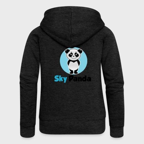 Panda Cutie - Frauen Premium Kapuzenjacke