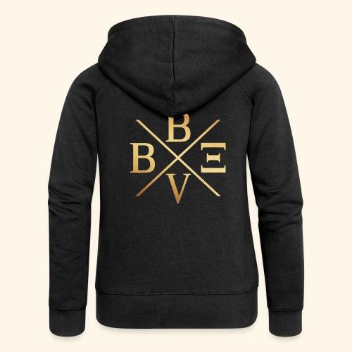 BVBE Gold X Factor - Women's Premium Hooded Jacket