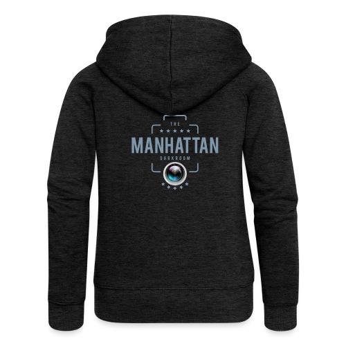 MANHATTAN DARKROOM VINTAGE - Veste à capuche Premium Femme