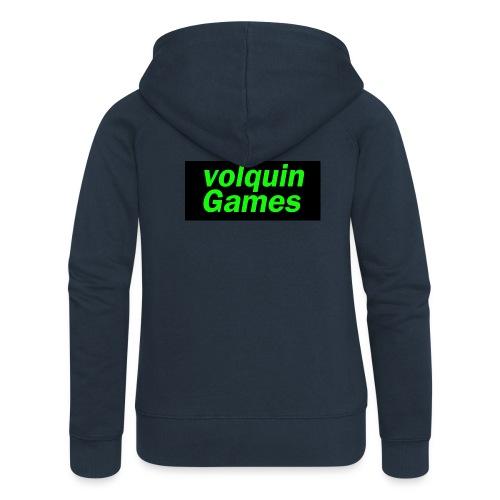 volquin - Vrouwenjack met capuchon Premium