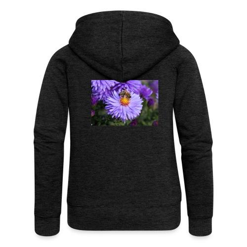 wertvolle Biene - Frauen Premium Kapuzenjacke