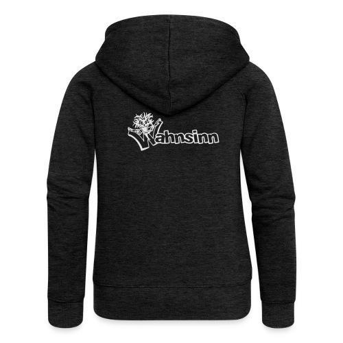 Wahnsinn Logo - Vrouwenjack met capuchon Premium