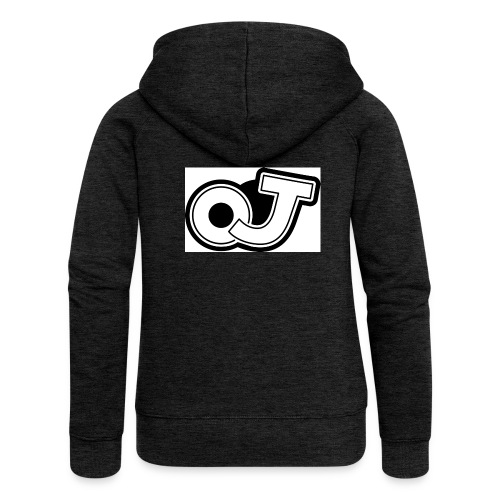 OJ_logo - Vrouwenjack met capuchon Premium