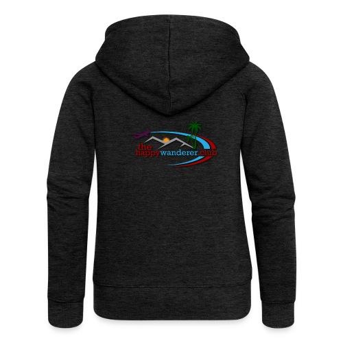 The Happy Wanderer Club Merchandise - Women's Premium Hooded Jacket