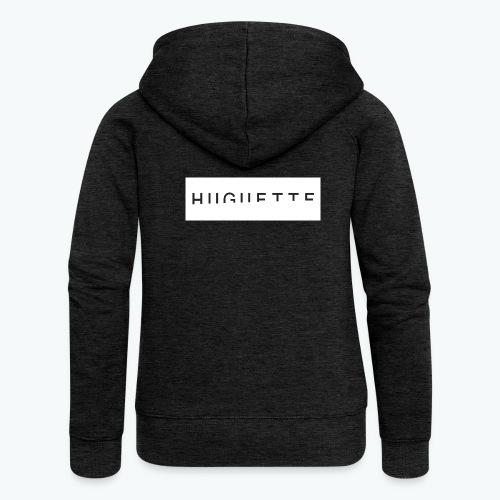 Huguette - Veste à capuche Premium Femme
