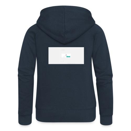 dialog - Women's Premium Hooded Jacket
