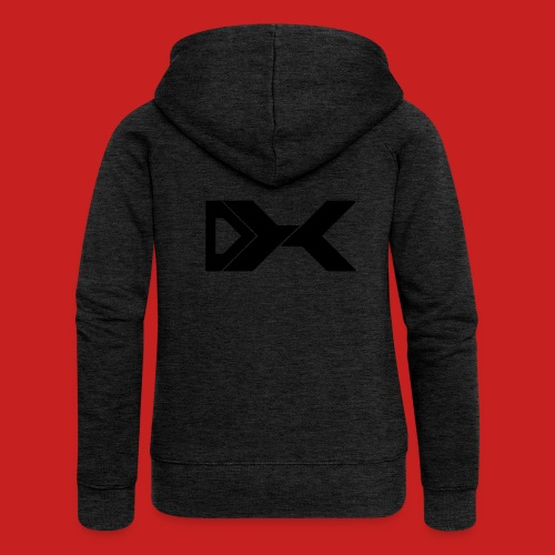 Duxier Logo - Vrouwenjack met capuchon Premium