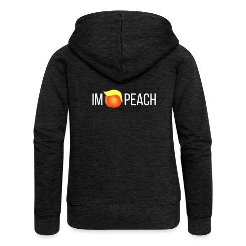 IMPEACH / Light Unisex Hoodie Sweat - Women's Premium Hooded Jacket