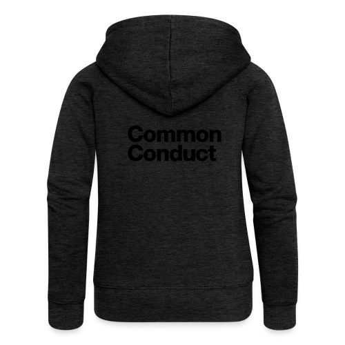 Common Sports - Women's Premium Hooded Jacket