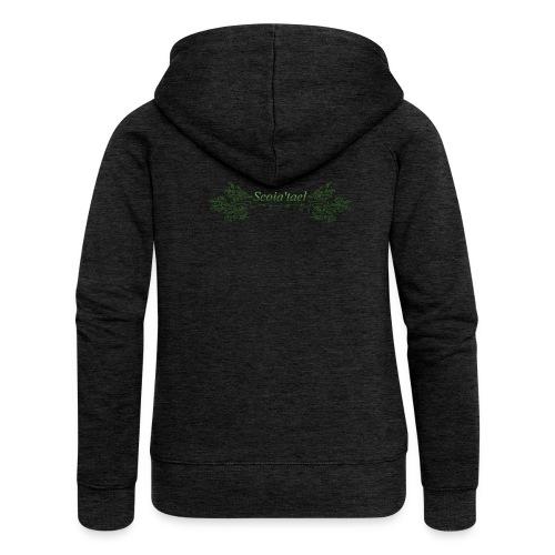 scoia tael - Women's Premium Hooded Jacket