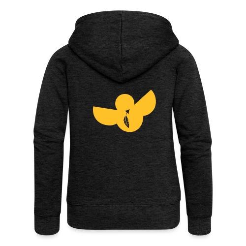 designbar vogel - Women's Premium Hooded Jacket