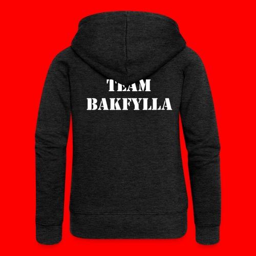 Team Bakfylla - Premium luvjacka dam