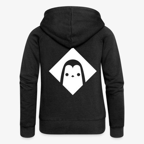 Pingouin - Veste à capuche Premium Femme