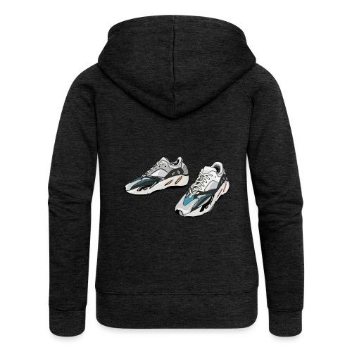 yeezy tennis - Women's Premium Hooded Jacket