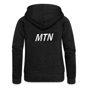 MTN BoxLogo T-shirt herre - Women's Premium Hooded Jacket