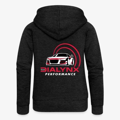 Dialynx Performance Race Team Dark Range - Women's Premium Hooded Jacket