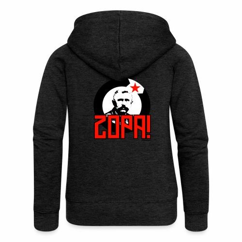 Zopa! - Vrouwenjack met capuchon Premium