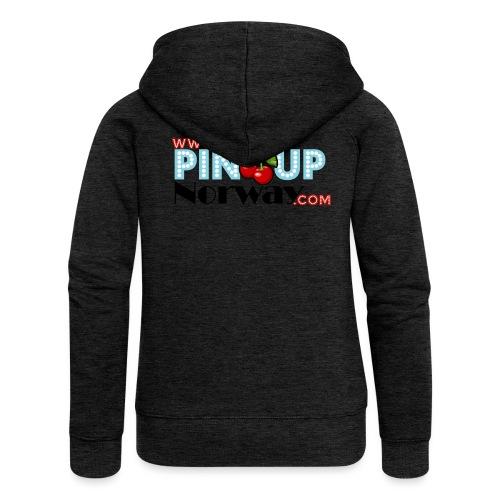 www.pinupnorway.com - Premium hettejakke for kvinner