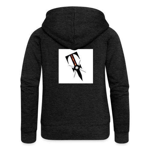 SimplePin - Women's Premium Hooded Jacket