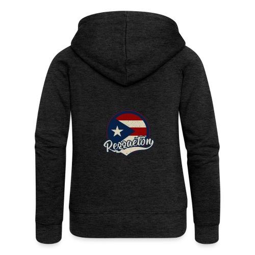 Reggaeton Music - Puerto Rico - Frauen Premium Kapuzenjacke