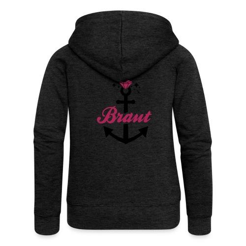 JGA T-Shirt - Braut T-Shirt - Team Braut - Frauen Premium Kapuzenjacke