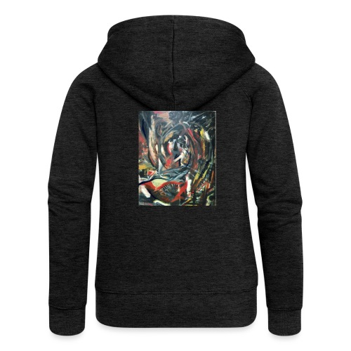 Expressionism 1997 - Women's Premium Hooded Jacket