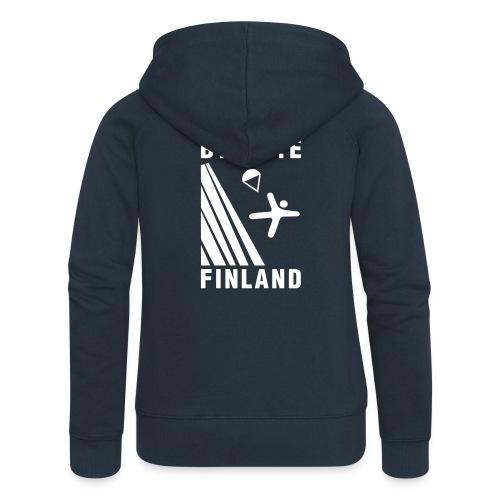 base logo - Women's Premium Hooded Jacket