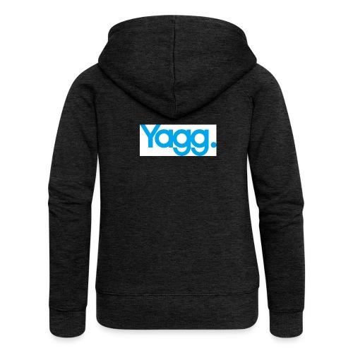 yagglogorvb - Veste à capuche Premium Femme
