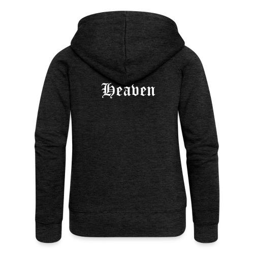 Heaven - Women's Premium Hooded Jacket