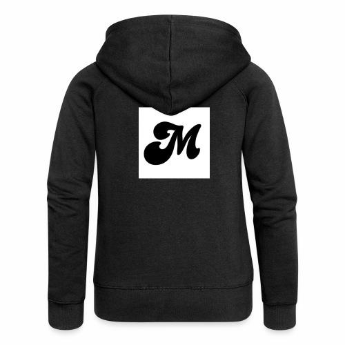 M - Women's Premium Hooded Jacket