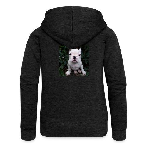 Billy Puppy 2 - Vrouwenjack met capuchon Premium