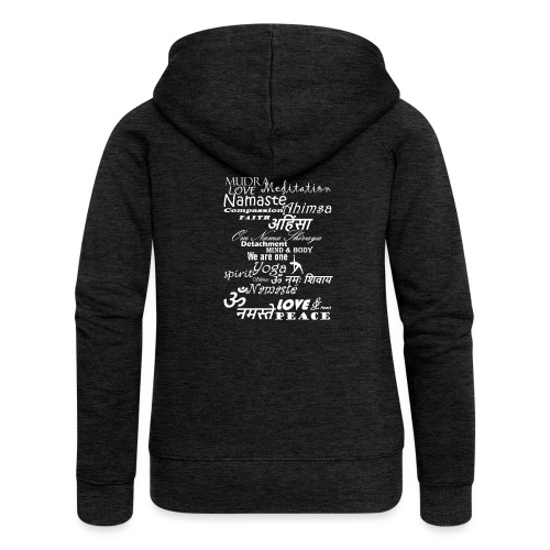We are ONE - Women's Premium Hooded Jacket