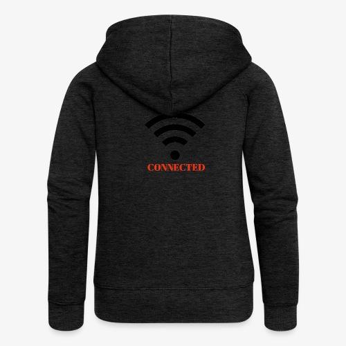 CONNECTED - Premium luvjacka dam