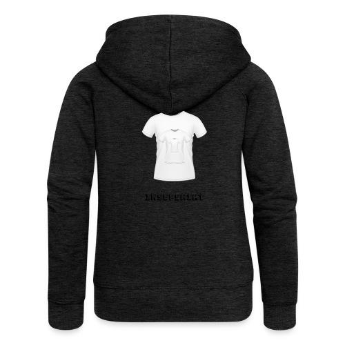 insepshirt - Veste à capuche Premium Femme